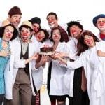 Evento especial comemora Dia dos Doutores da Alegria no Recife