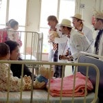 Doutores da Alegria leva São Joãozinho a vinte hospitais públicos