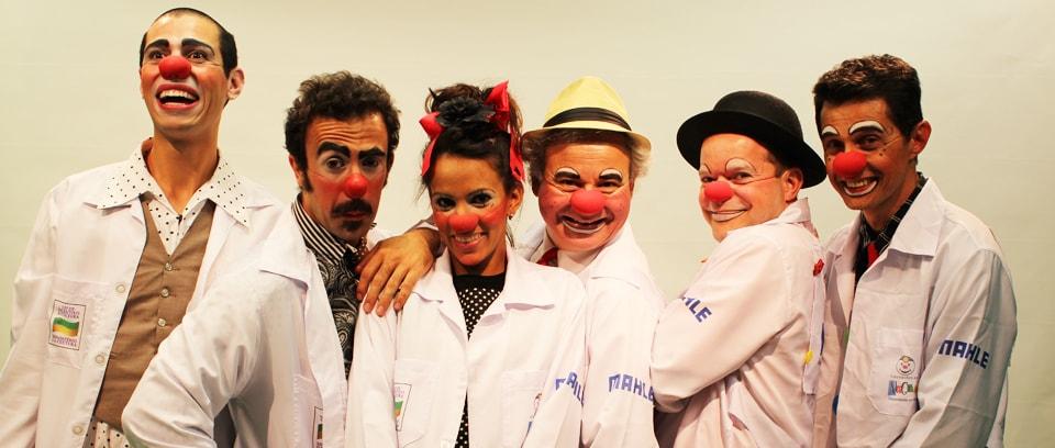 grupo Cirurgiões da Alegria