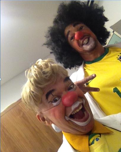 Neymar e Dante