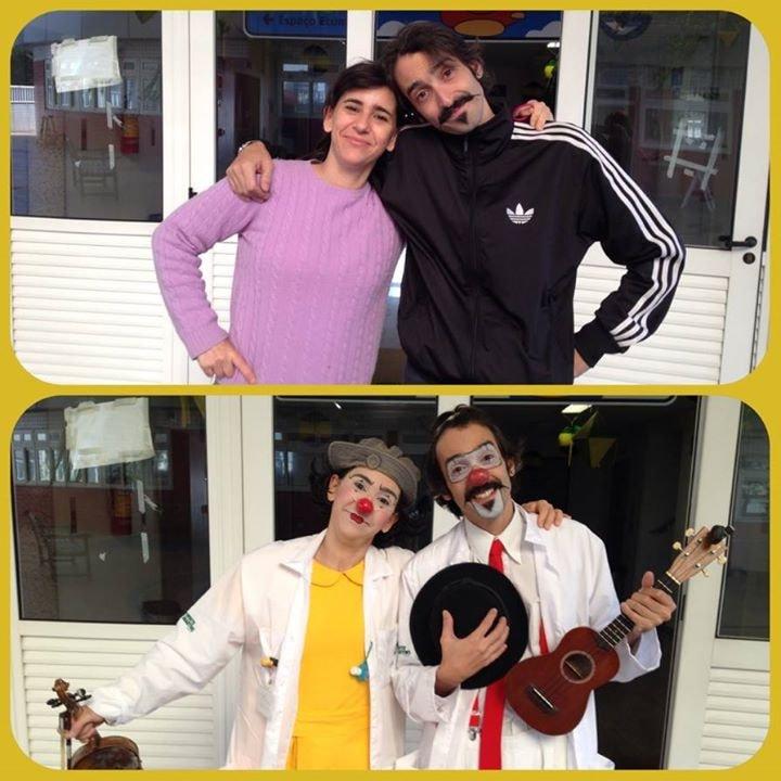 Duico Vasconcelos e Paola Musatti