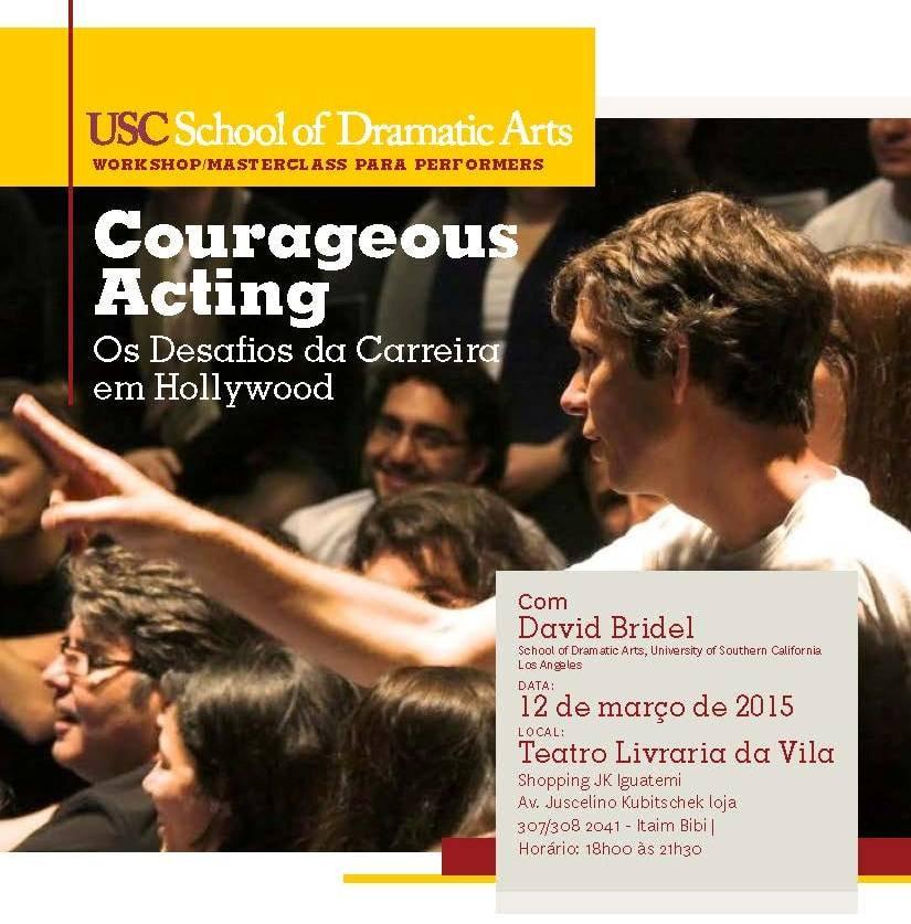 CourageousActing_a-Livraria da Vila